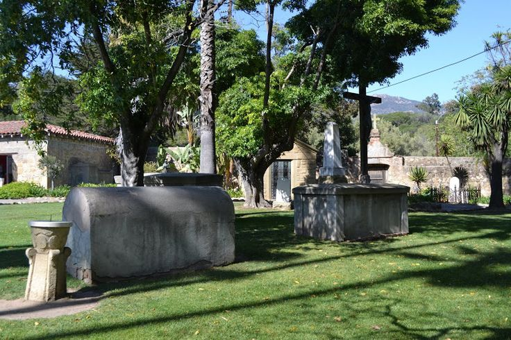 Старая Миссия Санта-Барбара, Санта-Барбара, Калифорния (Old Mission Santa Barbara, Santa Barbara, CA)