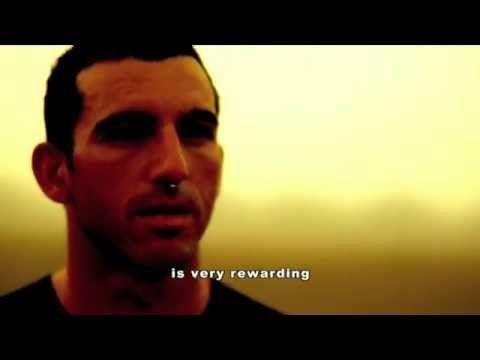 Josef Ajram en La Maratón de Sables. Menuda experiencia. Pintaza la cena del primer día XD #whereisthelimit