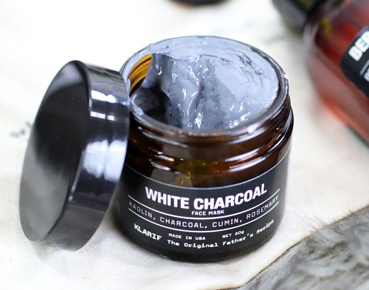 Klarif White Charcoal Face Mask Review