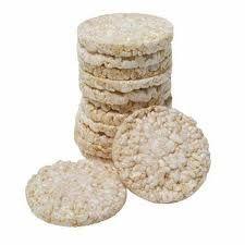 Gallette di riso senza glutine fai da te