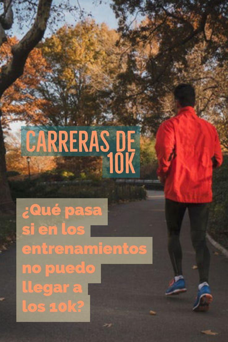 CARRERAS 10K entrenamientos
