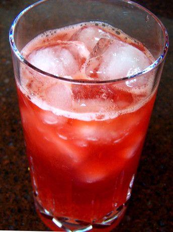 Alabama Slammer 2 ounces Southern Comfort 1 ounce Amaretto 1 ounce sloe gin 1 ounce grenadine orange juice