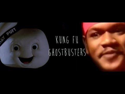 Kung Fu Fighting & Ghostbusters Remix Carl Douglas vs Ray Parker JR