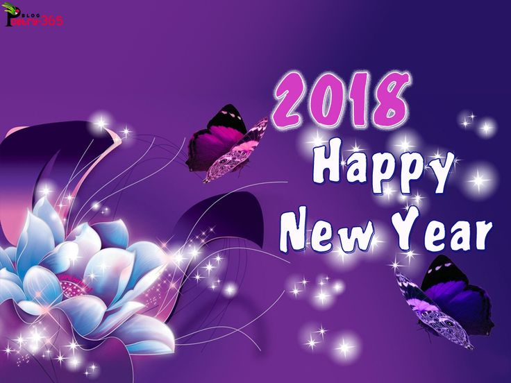 There are happy new year images. These image are very good, amazing, cute butterfly and nice flowers. you can get it some keywords in my post, happy new year 2018 calendar,  happy new year 2018 animation, lunar calendar 2018, what is happy new year 2018, greeting cards, wishes, amazing quotes. Fallow this post, It is free for your Facebook, weheartit and other social media.