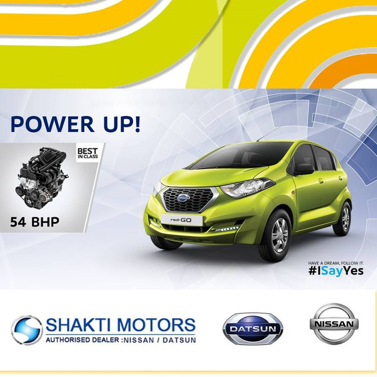 All variants of the #Datsun #RediGO are pretty much feature-laden and full of the expected #Technical Specs. Book your car with #ShaktiNissan : https://goo.gl/NCw1ee #ShowRoom in #NaviMumbai #MyCar #Drive #NissanCar