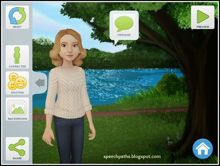 Speech Paths: How I use Tellagami in speech sessions. Free app, easy to use, kids LOVE it!
