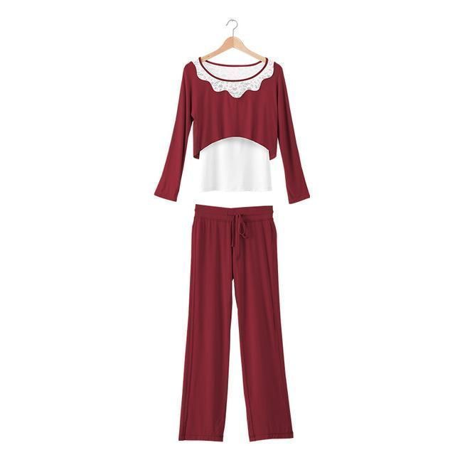 Yoga Set Linen Yoga Shirt Pants Zen Meditation Clothing Tracksuit Woman #yogatracksuit #yogaset