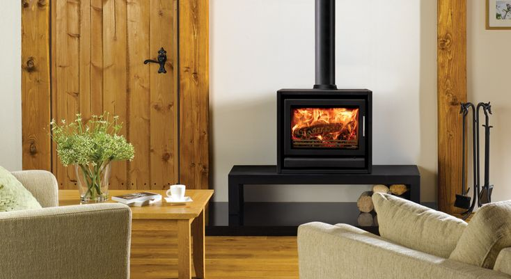 Riva F66 Wood Burning & Multi-fuel Freestanding Stoves