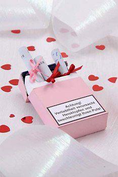 Hochzeit: Geldgeschenke kreativ verpacken - mit diesen Ideen - BRIGITTE