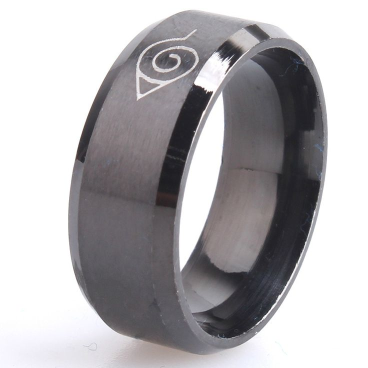 Get this Naruto Konoha Ring and let the world know you're a Naruto fan! An iconic Konoha ring for every Naruto fans. In fact, you don't have to be a Naruto fan to understand that this ring is great an