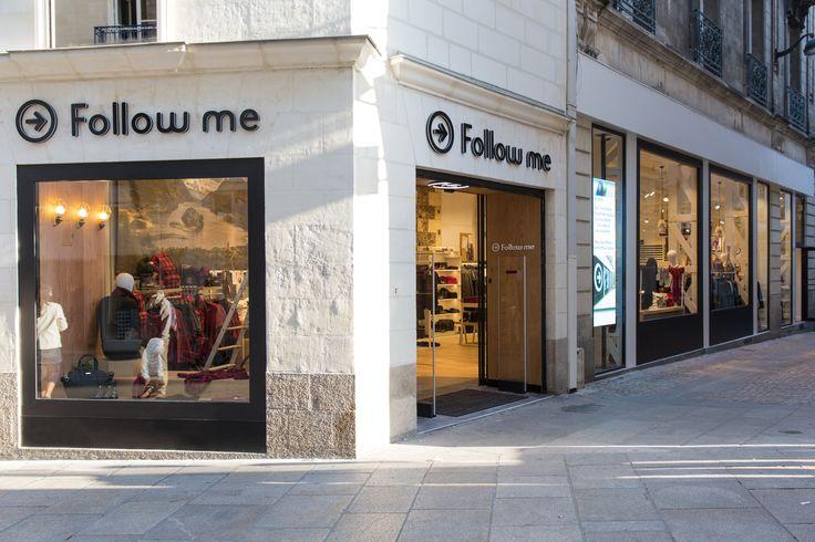 Follow me, une boutique dédiée à celles qui aiment la mode, la mode & la mode.