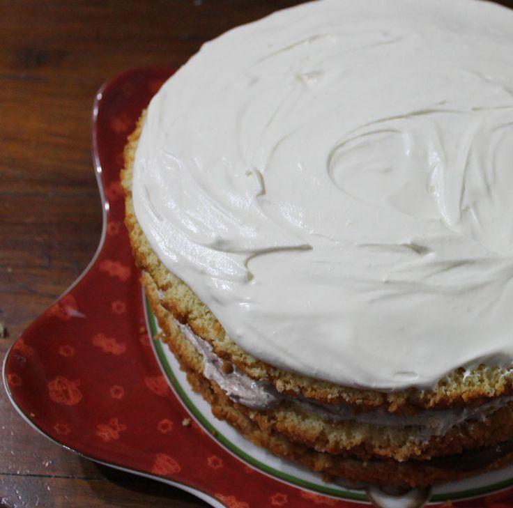 Camy cream al cioccolato bianco | Inventaricette In cucina con Maria