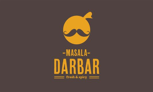 Indian restaurant branding steers clear of stereotypes | Creative Bloq