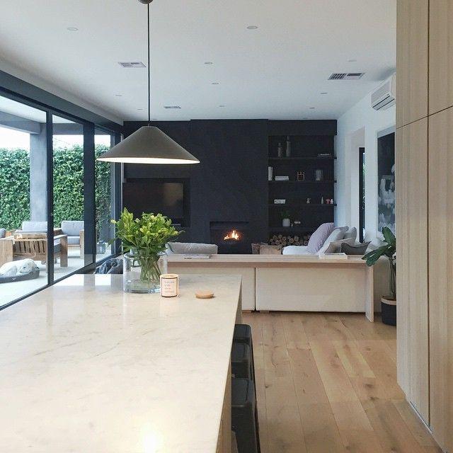 Kitchen Lighting Melbourne: Brrrrrrrrrr Melbourne ️ ️ ️ #living #renovation #kitchen