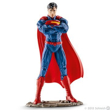 Schleich Superman 22506  http://www.melisatoys.com/Schleich-Superman-22506,PR-106.html