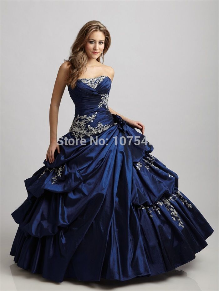 Cheap dress blanks, Buy Quality dresses offers directly from China dress puff Suppliers: New Arrival Red Puffy Quinceanera Dresses 2015 Sweetheart Applique Masquerade Ball Gowns Tiered Organza Vestido De 15 An