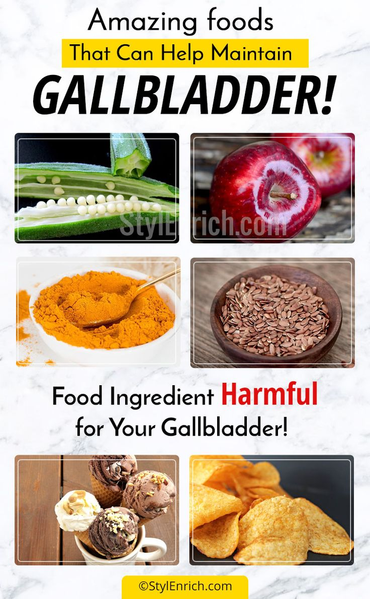 Food That Are Helpful For Maintaining Healthy Gallbladder
