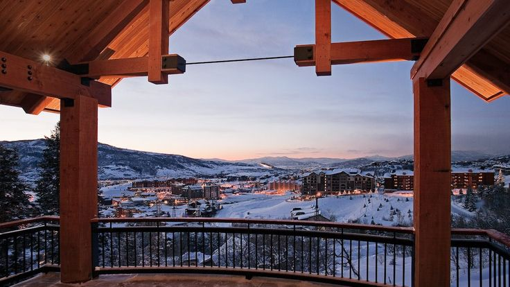 Moving Mountains is the latest luxury resort that is giving the 'winter vaca…