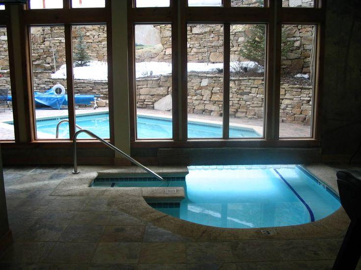 interesting looking pool