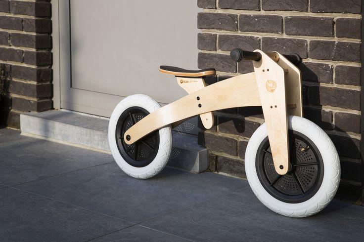 Fairplace :: Wishbone loopfiets hout