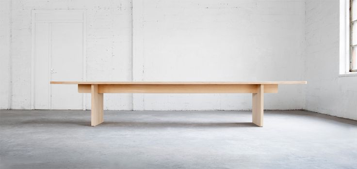 EDI table by Claesson Koivisto Rune for Nikari, Finland
