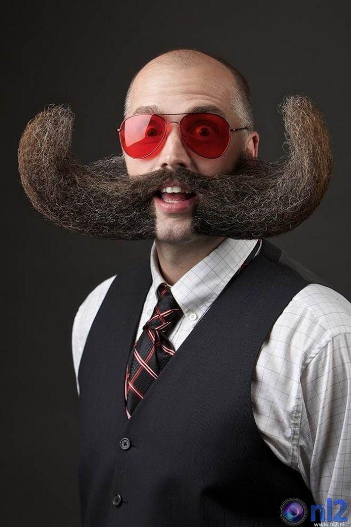 Mistrzostwa świata brody i wąsy ;)