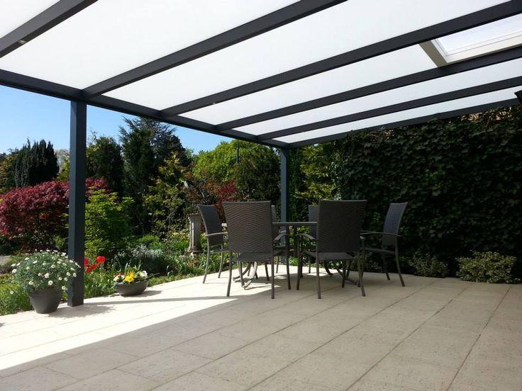 17 best ideas about veranda aluminium on pinterest pergola en aluminium pergola aluminium and - Hout pergola dekking ...