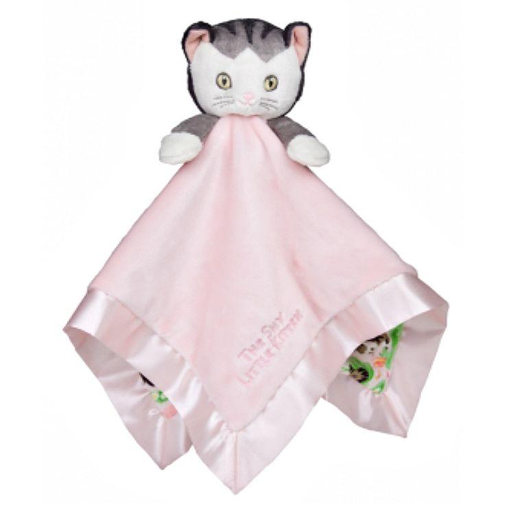 Little Golden Books - The Shy Little Kitten Baby Comforter