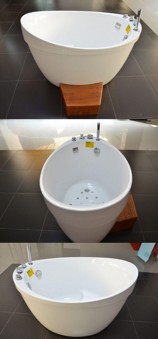 Oltre 25 fantastiche idee su Piccola vasca da bagno su Pinterest ...