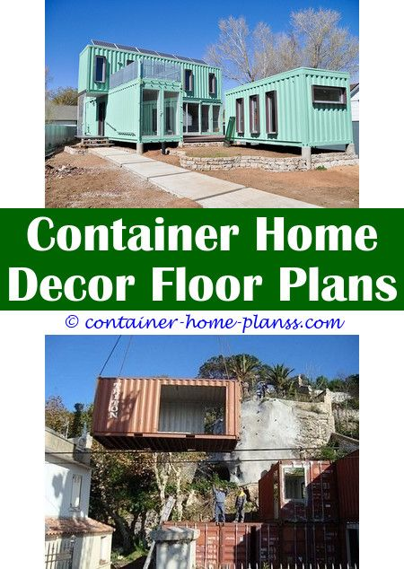 Home Plan Container 2 Story Stucco Container Home Cabin