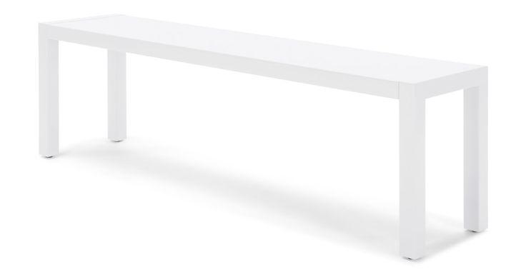 die 25 besten ideen zu bank mit lehne auf pinterest. Black Bedroom Furniture Sets. Home Design Ideas