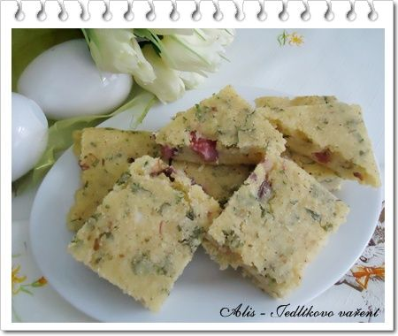 Jedlíkovo vaření: Velikonoční recepty, tradiční velikonoční nádivka  #recipe #czech #easter #velikonoce #nadivka #velikonoce