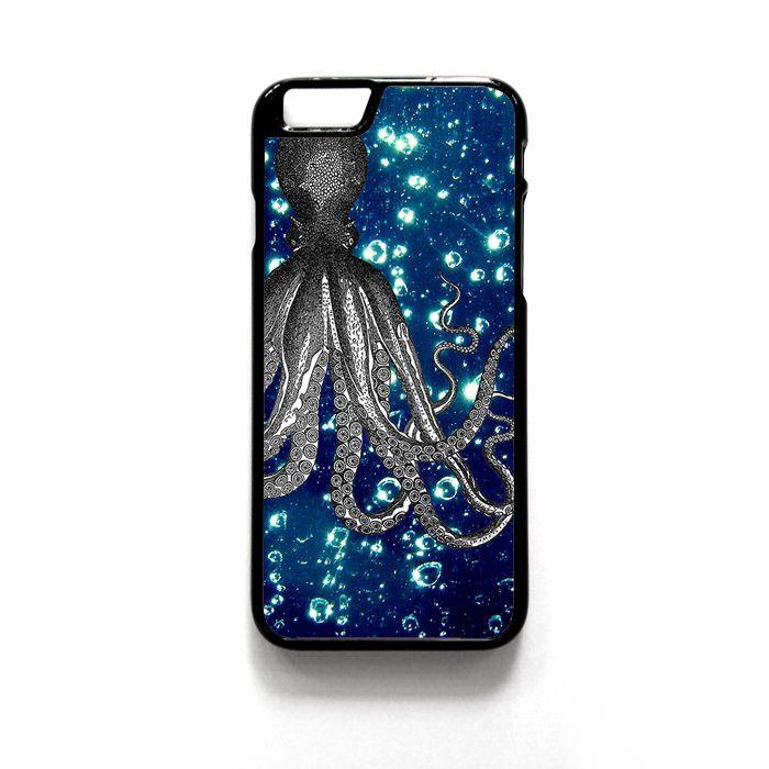 Octopus Blue Ocean For Iphone 4/4S Iphone 5/5S/5C Iphone 6/6S/6S Plus/6 Plus Phone case ZG