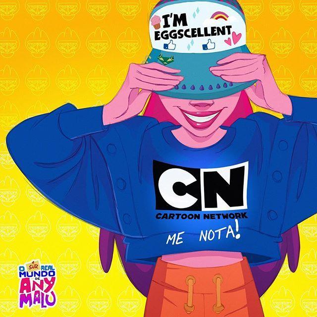 A Imagem Pode Conter Texto Com Imagens Cartoon Network