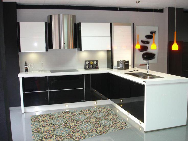 Kitchen rug - pattern 11- suitable for kitchen, bathroom, entrance, garden  / kitchen floor mat / kitchen mat / pattern rug by Printip on Etsy
