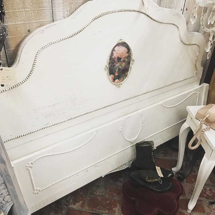 Antique twin bed headboard and footboard. Would make a great bench. $85.00. Dealer #108. #fourthstreetantiques #antiquestore #vintagestore #antiques #vintage #temecula #temeculaantiques #murrieta #sandiegovintage #temeculavintage #furniture #antiqueshopping #antiquing #temeculawinecountry #shabbychic #furniture #shoppingintemecula #french #cottagechic #vintageweddings #decorating #vintagestyle #farmstyletemecula #farmhousestyle #vintageinspiration #temeculaweddings #temeculadecor…
