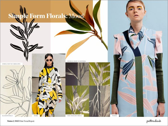 Welcome to Patternbank's second Vision instalment for Spring/Summer 2019. Through the season we aim to innovate and inspire you and your team so you are ah