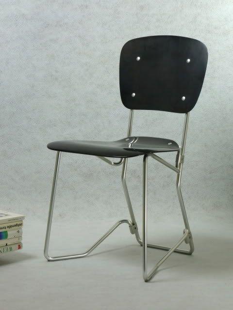 armin wirth aluflex klappstuhl stuhl ph von. Black Bedroom Furniture Sets. Home Design Ideas