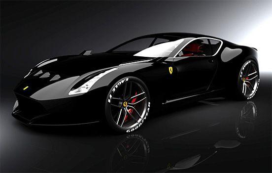 The Ferrari 610 GTO