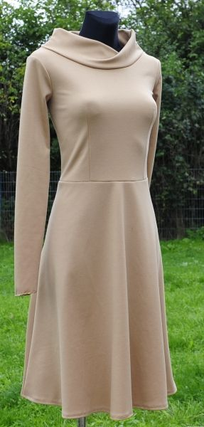 Gr. 34-56 Freebook Kleid