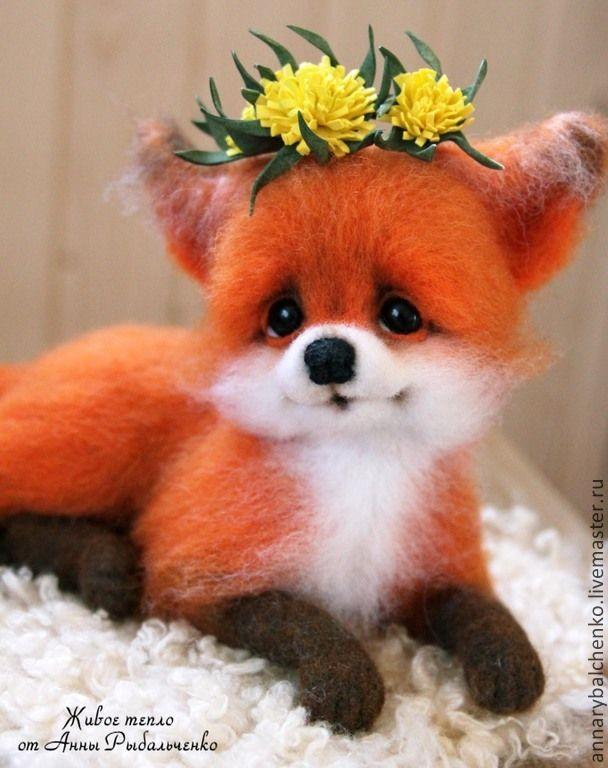 Лисичка Аглашенька. РЕЗЕРВ. - рыжий,белый,лиса,лиса игрушка,лиса из шерсти