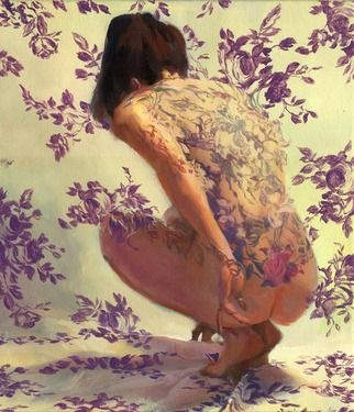 "Saatchi Online Artist Sergio Lopez; Painting, ""Tuscany Superb"" #art"