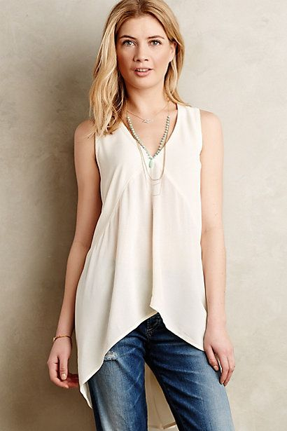 Avie Tunic #anthropologie