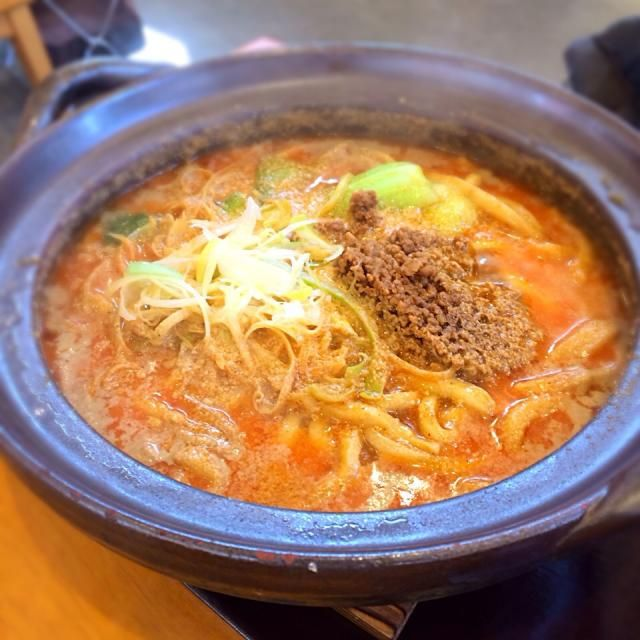 レシピとお料理がひらめくSnapDish - 11件のもぐもぐ - 担々うどん by Junya Tanaka