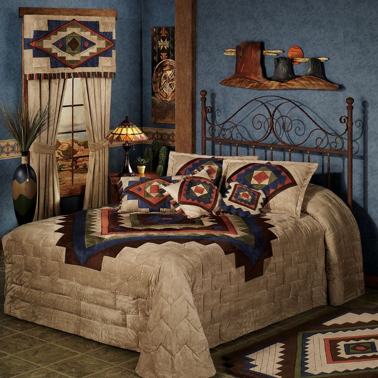 Best 25 Southwestern Bedroom Ideas On Pinterest Decor Bed Pillows And Products
