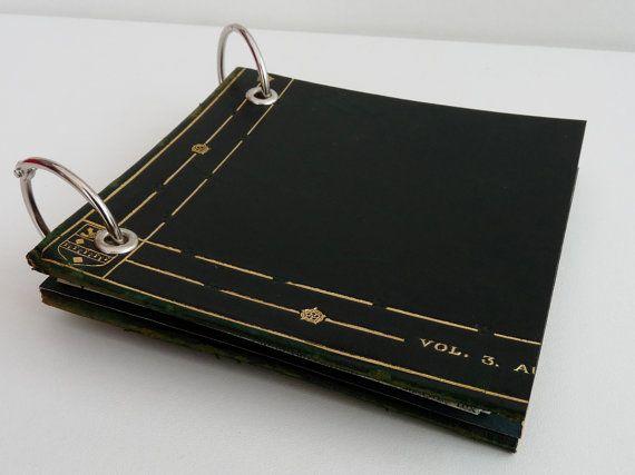 Mini Smash Book Art Journal Junk Journal or by PaperPopinjay, $10.00