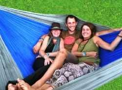 hammock bliss triple   the largest portable hammock on pla  earth   the best hammock for couples great for tall people ideal for families   rope per     55 best hammock accessories images on pinterest   hammock      rh   pinterest