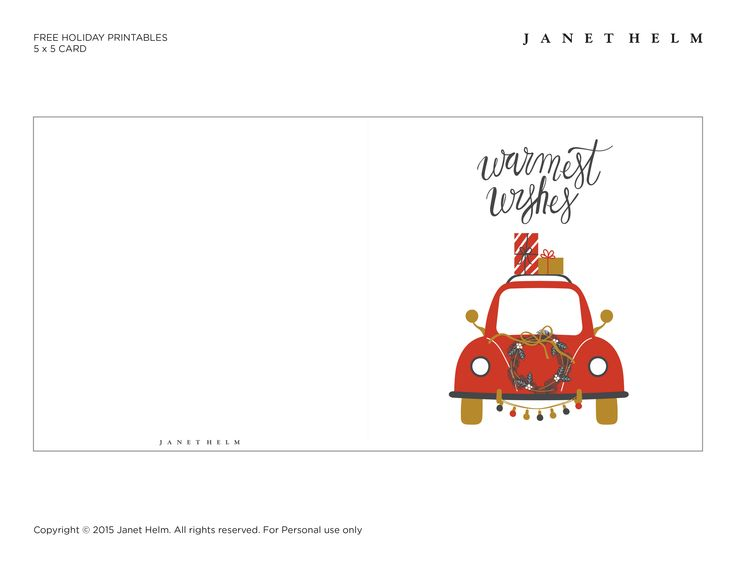 Free holiday cards from Janet Helm! http://janethelm.com/free-resources.html