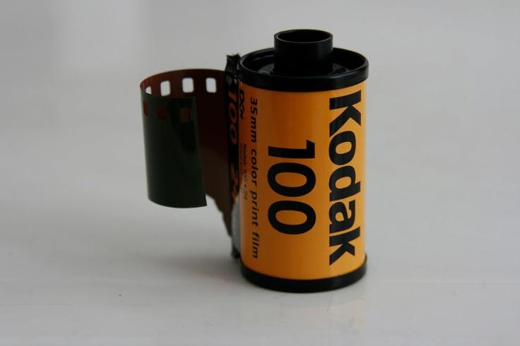 Ni rollos, ni Kodak...