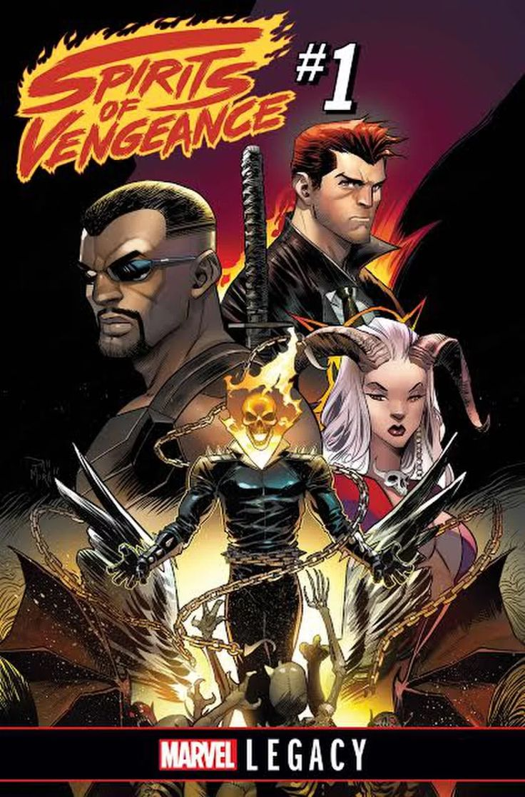 Marvel Legacy Spoilers: How Spirits Of Vengeance Will Move The Needle